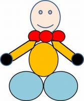 風船人形の作り方