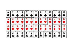 七並べ(トランプゲーム)